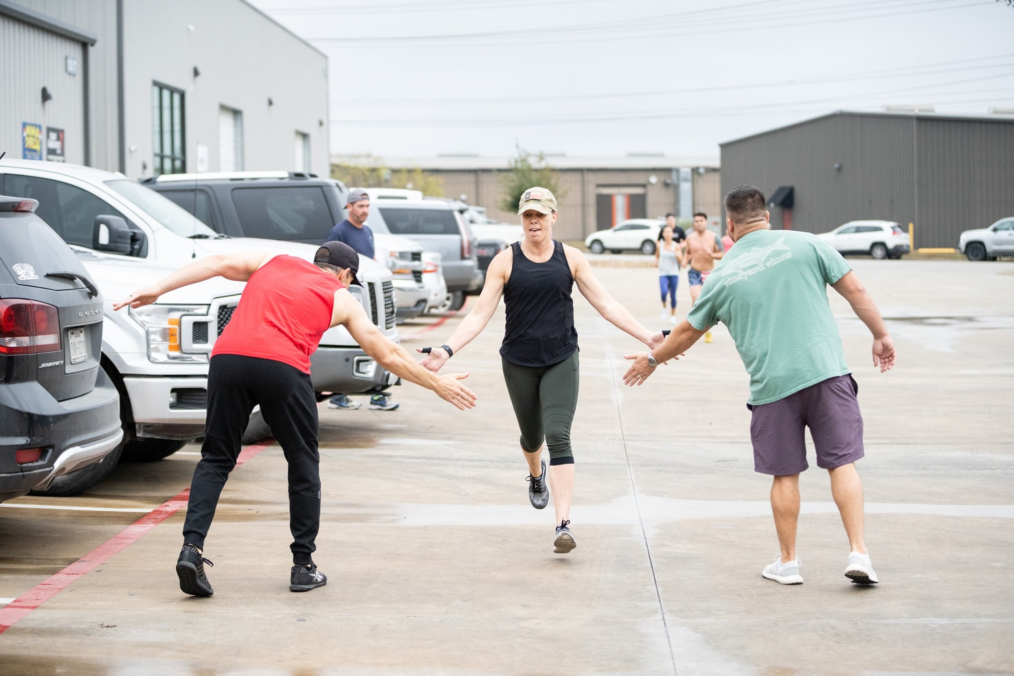 CrossFit in New Braunfels | FitnessLab CrossFit | New Braunfels, TX